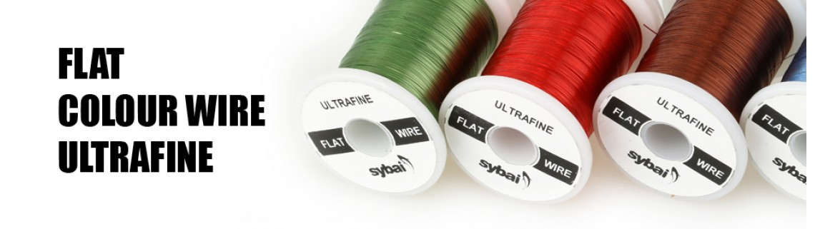 Flat Colouw Wire Ultrafine