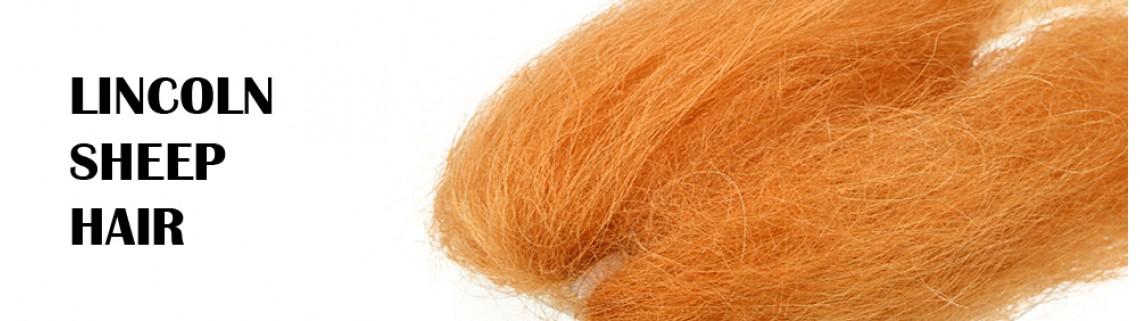 Lincoln Sheep Hair