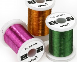 Colour Wire 0.1 mm