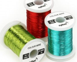 Colour Wire 0.2 mm