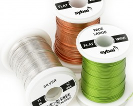 Flat Colour Wire, Large, Wide