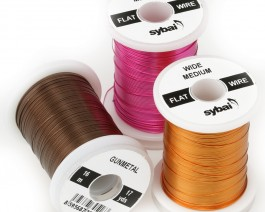 Flat Colour Wire, Medium, Wide