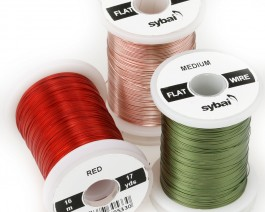 Flat Colour Wire, Medium
