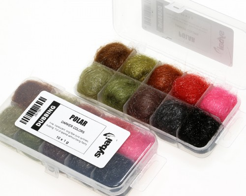 Polar Dubbing, Box, Darker Colors