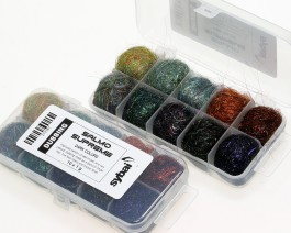 Salmo Supreme Dubbing, Box, Dark Colors