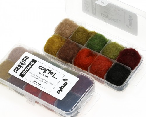 Camel Dubbing, Box, Mix Colors