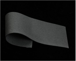 Razor Foam, Black, 2 mm