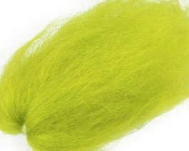 Lincoln Sheep Hair, Chartreuse