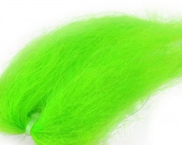 Lincoln Sheep Hair, Fluo Chartreuse