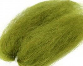 Lincoln Sheep Hair, Olive