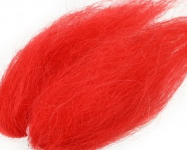 Lincoln Sheep Hair, Red