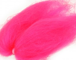 Lincoln Sheep Hair, Fluo Baby Pink