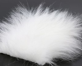 Craft Fur Medium, White, 100x140 mm