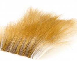 Craft Fur Medium, Brown Brandy Fox, 100x140 mm
