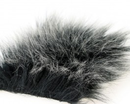 Craft Fur Medium, Black Fox, 100x140 mm