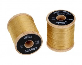 Tying Thread Big Fly, Beige