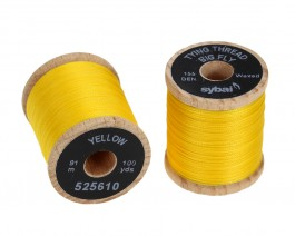 Tying Thread Big Fly, Yellow