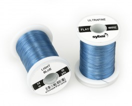 Flat Colour Wire, Ultrafine, Light Blue