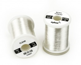 Mono Thread, 0.12 mm, Clear