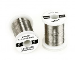 Stainless Steel Wire, 0.07 mm