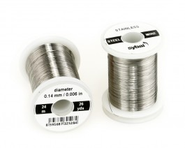 Stainless Steel Wire, 0.14 mm